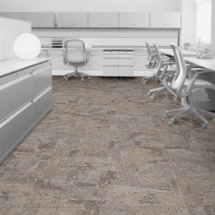 B601 Summary Commercial Carpet Tile Interface