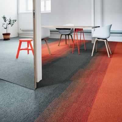 Employ Lines Summary Commercial Carpet Tile Interface