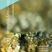 Boundary Metallics Concept Palettes Brochure