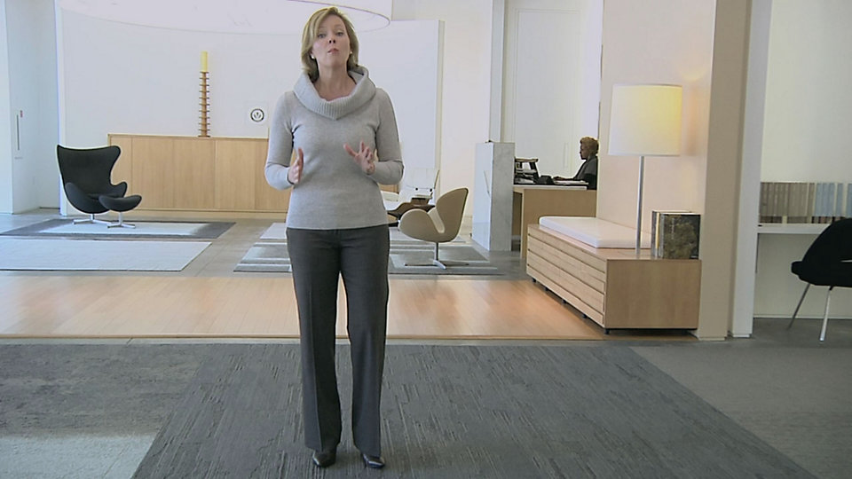 Mindy O'Gara introduces Interface skinny plank, UR501. -