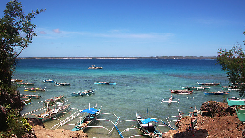 Danajon Bank in central Philippines is one of only six double barrier reefs in the world, and is right in the middle of the cradle of global marine biodiversity.