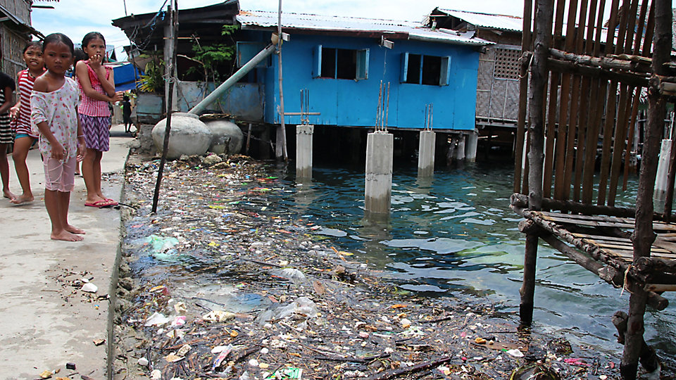 Plastic debris in our oceans presents one of the most pervasive, persistent and damaging forms of pollution.