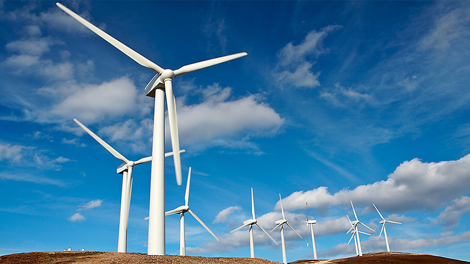 Wind Power Generation Projects in China and India