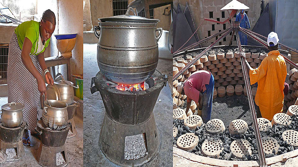 Improved Household Charcoal Stoves in Mali - South Pole Group