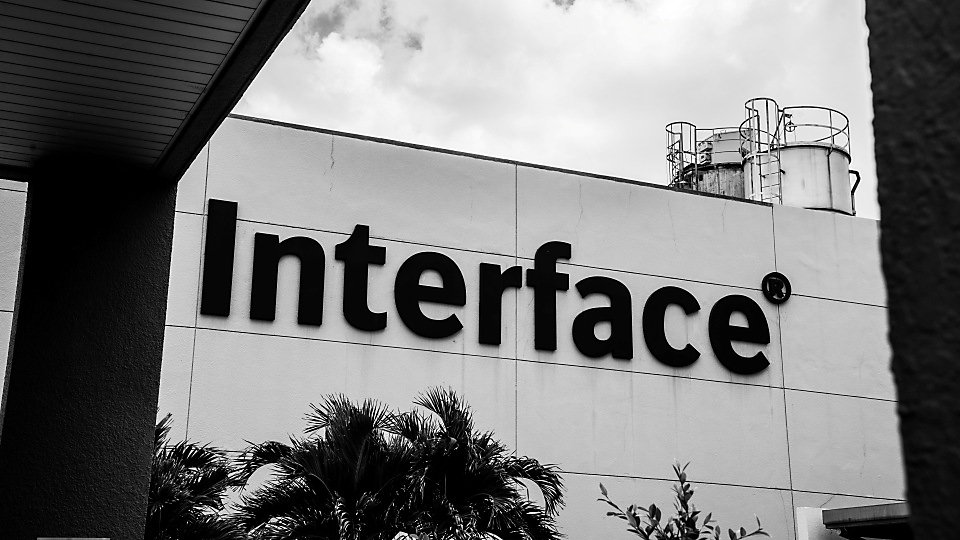 Interface Thailand manufacturing plant.