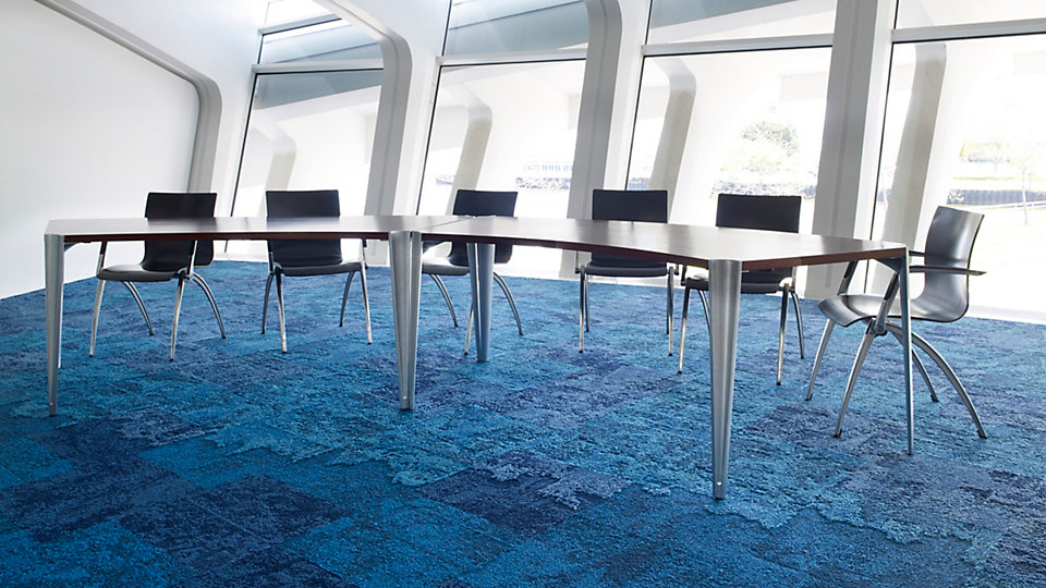 fish floor tile net effect about interface