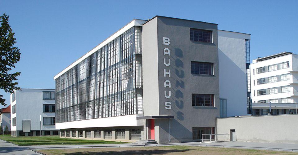 Bauhaus Dessau Walter Gropius