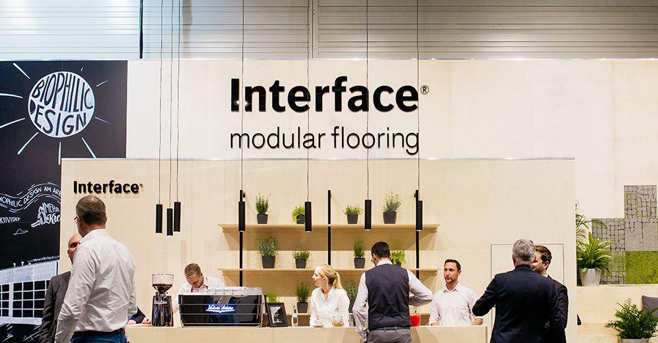 Interface auf der OGATEC 2018