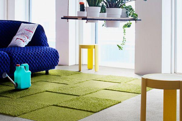 We Make Carpet Tile But Sell Design