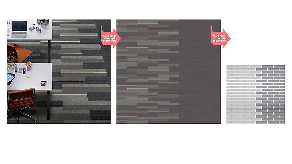 <b>Collection</b> Phonic &nbsp;&nbsp;<b>Produit</b> PH210 &nbsp;&nbsp;<b>Couleur</b> 104681 Dusk Bands &nbsp;&nbsp;<b>Produit</b> PH211 &nbsp;&nbsp;<b>Couleur</b> 104689 Dusk &nbsp;&nbsp;<b>Installation</b> Pierre de taille
