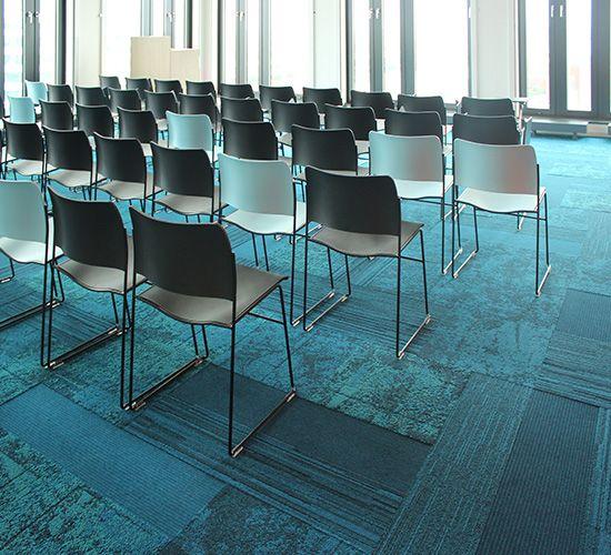 Im Facebook Eventspace wurde unsere Kollektion Net Effect One & Two verwendet.