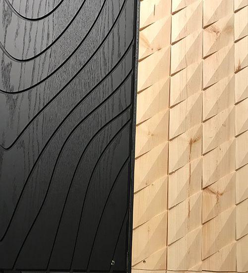 taiga concept wood