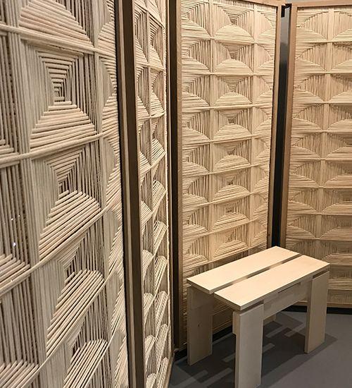 taiga concept wall