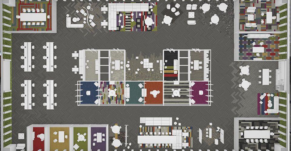 Visual Code Floor Plan