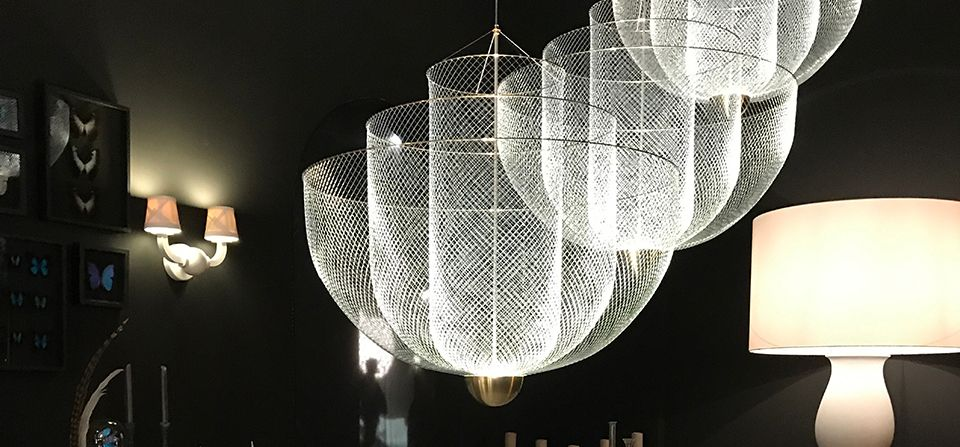 Lighting at Moooi