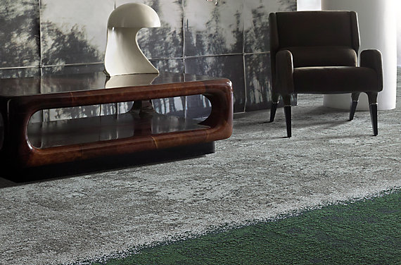 Interface Modular Carpet Tile