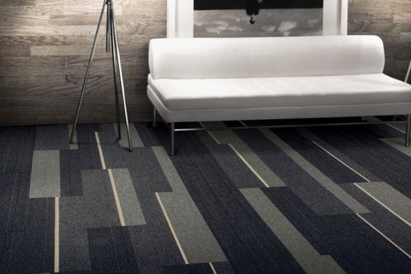 Interface Commercial Modular Carpet Tile What Inspires