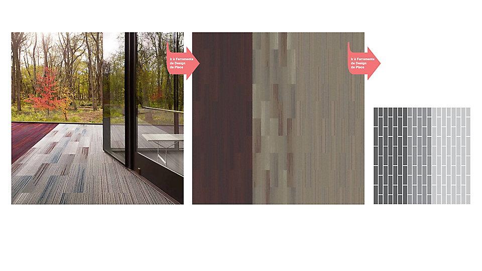 Ideias De Pisos Com Skinny Planks Sobre Interface