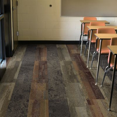Interface Carpet Tile Specifications
