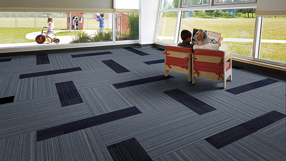 <b>Product</b> Sew Straight &nbsp;&nbsp;<b>Colour</b> 102407 Purl &nbsp;&nbsp;<b>Installed</b> Herringbone &nbsp;&nbsp;<b>Product</b> On Line &nbsp;&nbsp;<b>Colour</b> 103793 Indigo &nbsp;&nbsp;<b>Installed</b> Pattern by Tile