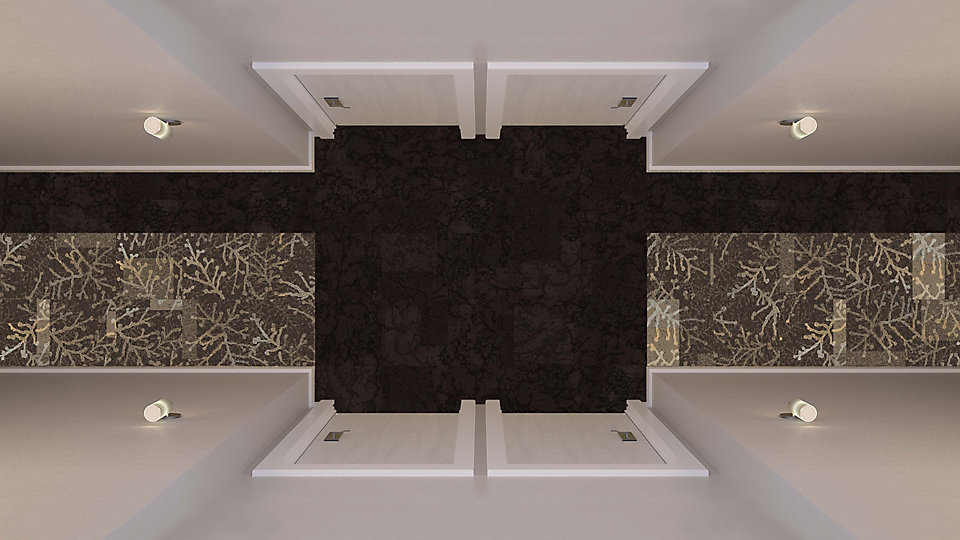 <b>Sepia to Umber 11</b>   <b>Collection</b> A Cut Above   <b>Pattern</b> M0864   <b>Color</b> Custom   <b>Installed</b> Non Directional   <b>Collection</b> Head Over Heels   <b>Pattern</b> M1055   <b>Color</b> Custom   <b>Installed</b> Non Directional