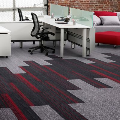 BP410 Summary Commercial Carpet Tile Interface