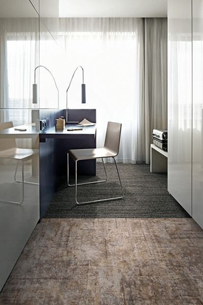 LVT para corredores - Interface