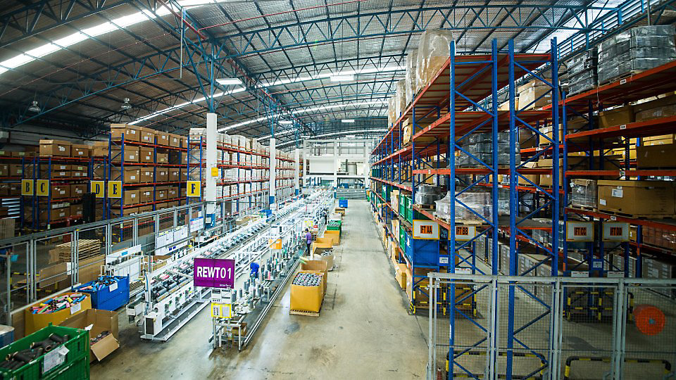 Our manufacturing plant is located in Chonburi, Thailand.