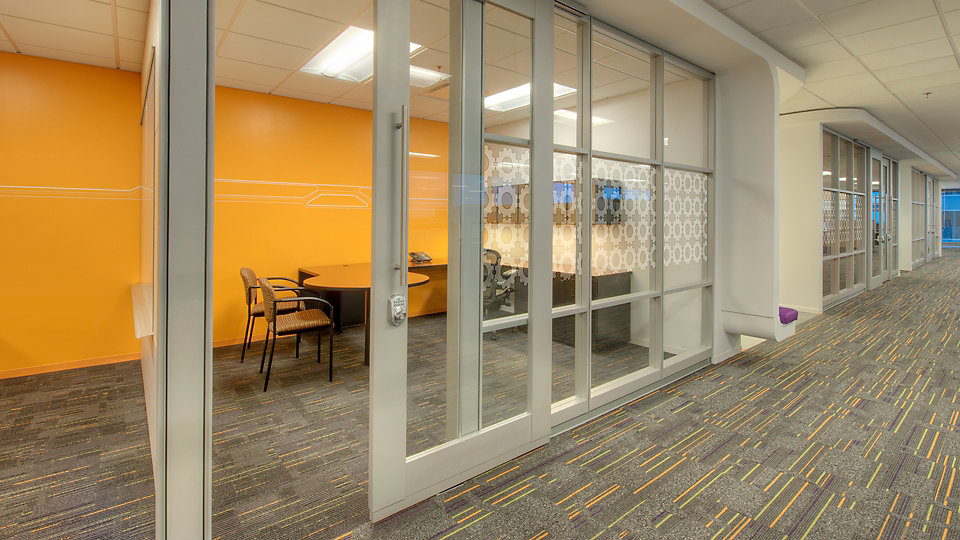 <b>Location</b> Office, Atlanta, GA   <b>Product</b> Custom   <b>Colour</b> Custom   <b>Photo</b> ©Nigel Marson Photography
