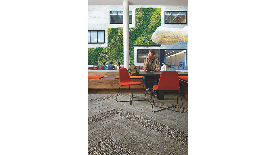 <b>EM552  </b>Park Ave  <b>HN840  </b>Pumice  <i>Design by Tile</i>