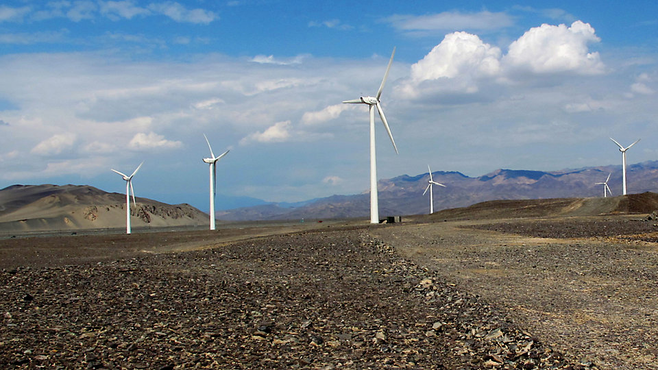 Cool Carpet benefits displacing coal with wind energy in Inner Mongolia