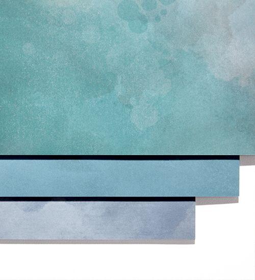 Product: Iridescence blue shades